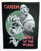 Queen - 'News of the World' Giant Backpatch